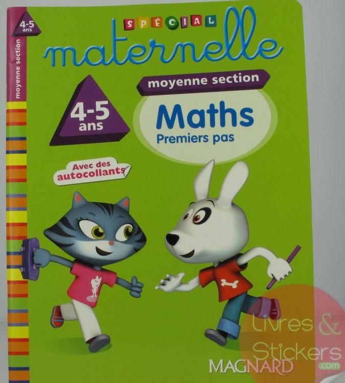 cahier de vacances maternelle