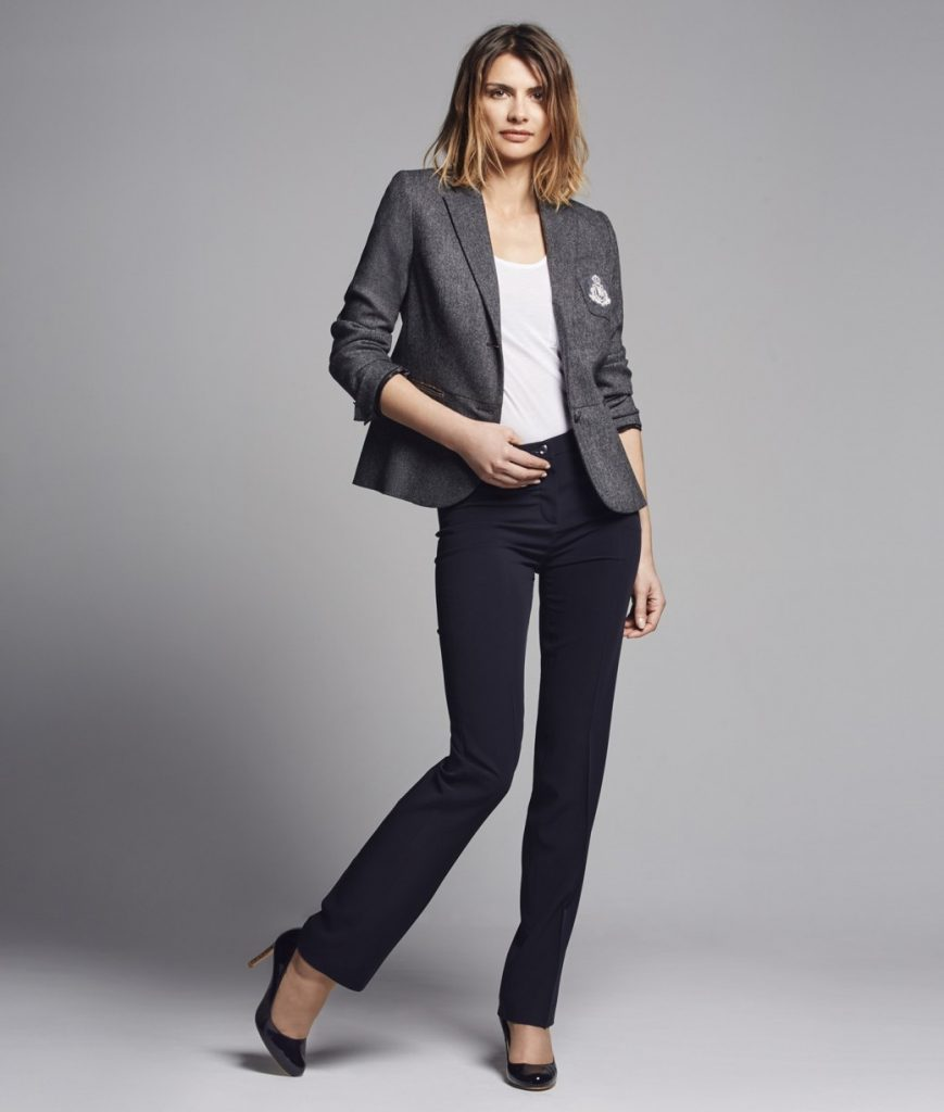 femme style vetements casual chic